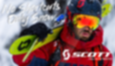 Scott Skiing Poles, Goggles and Helmets