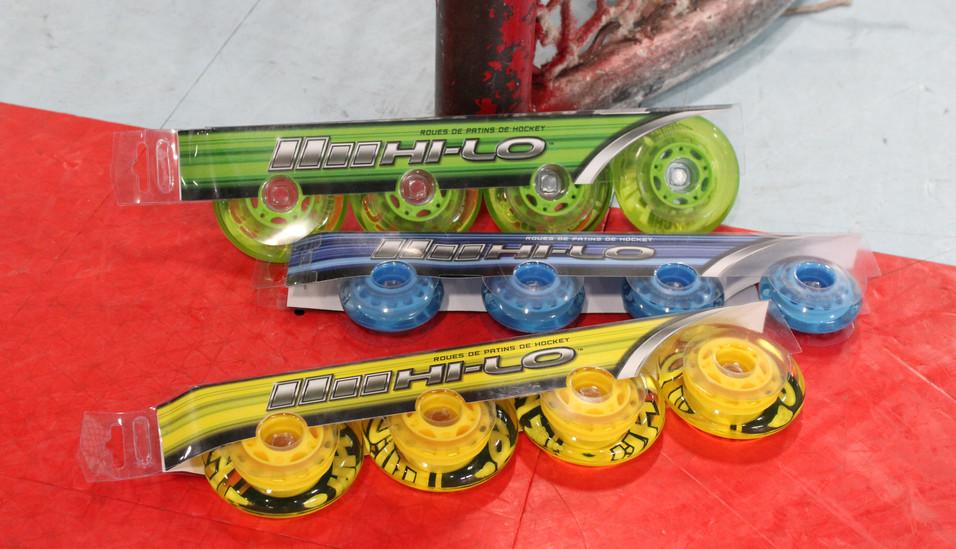 HiLo Wheels