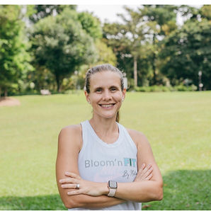 Tracy Motiv8 Fitness Bloom'n FIT Singapore Botantic Gardens Outdoor bootcamps