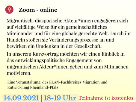 Vielfalt begegnen: demokratische Partizipation von migrantischen Akteur*innen