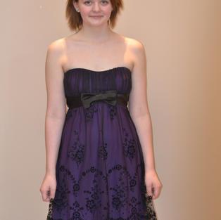 Purple Black Size 10 - $125
