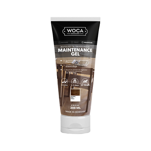 WOCA Maintenance Gel - 200 ML