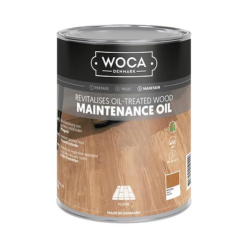 WOCA Maintenance Oil - 2.5 Litre
