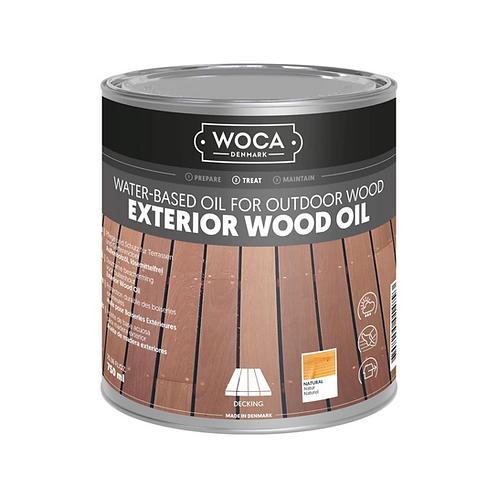 WOCA Exterior Wood Oil - 750 ML