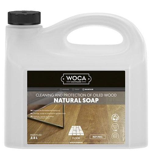 WOCA Natural Soap - 2.5 Litre