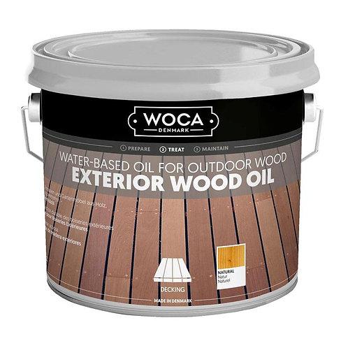 WOCA Exterior Wood Oil - 2.5 Litre