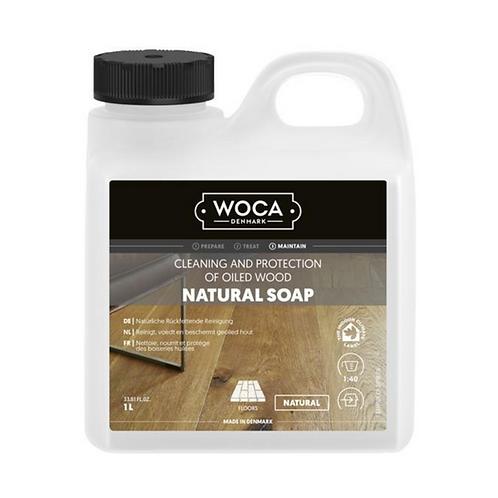 WOCA Natural  Soap - 1 Litre