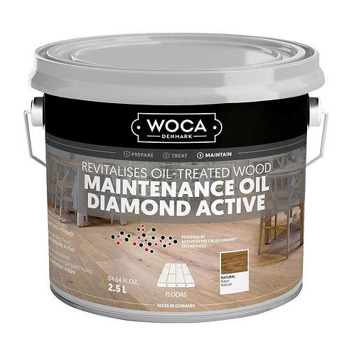 WOCA Maintenance Oil Diamond Oil - 2.5 Litre