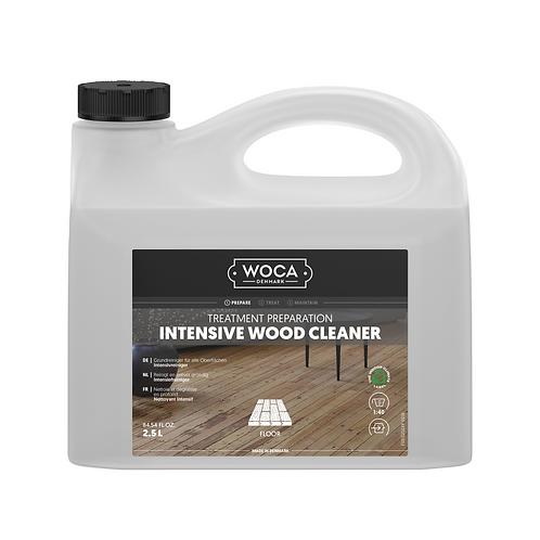 WOCA Intensive Wood Cleaner - 2.5 Litre
