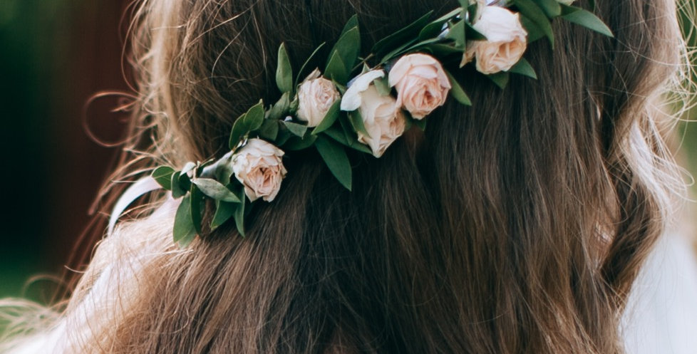 Traditional Bridal Crown