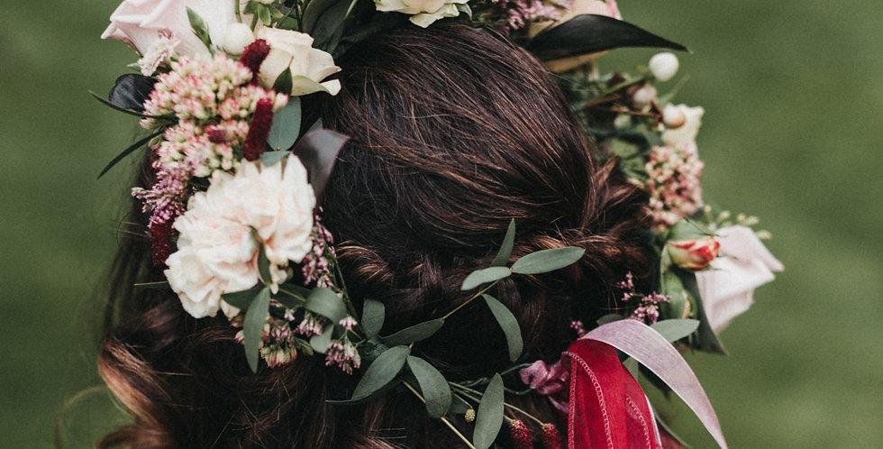 Romantic Bridal Crown