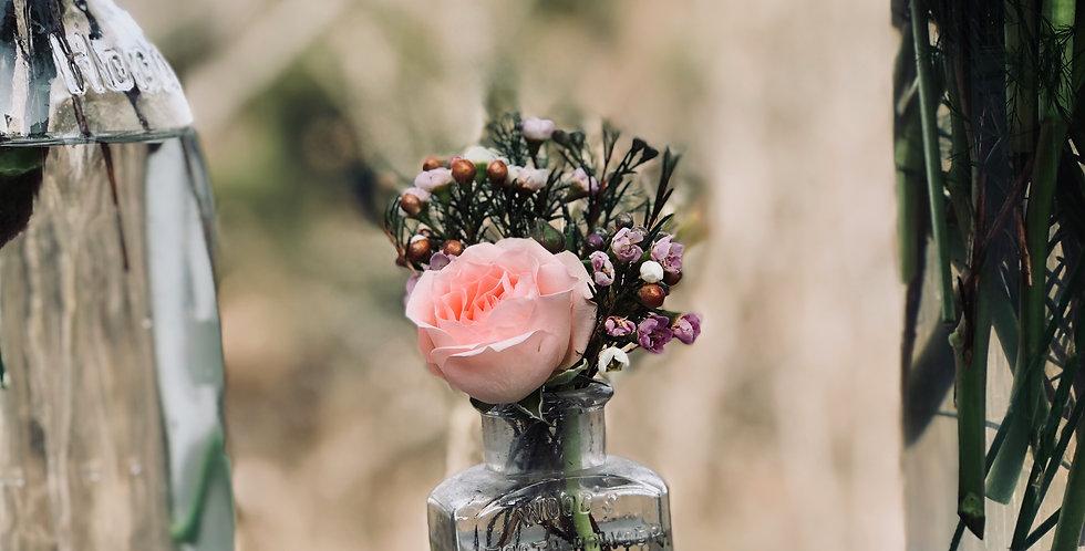 Vintage Vase Centerpiece