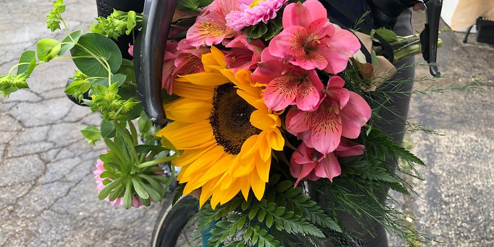 Second Sight Spirits, Floral Workshop