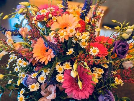 Friendship, Flowers & Love...