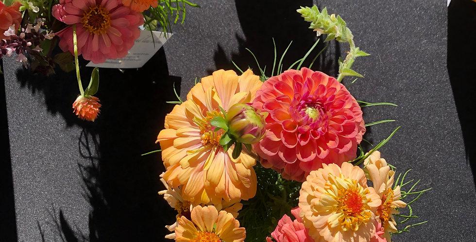 CSA 9 week - Fresh Cut Flowers, small