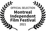 OFFICIAL SELECTION - Montreal Independen
