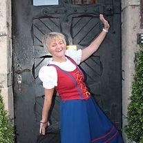 Angela Jansen, Mitgliederbetreuung, Jugendbetreuung, KG Alt-Severin