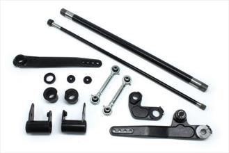TeraFlex Front Dual Rate S/T Sway Bar Kit