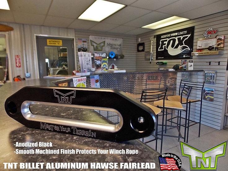 Hawse Fairlead Billet Aluminum TNT Customs