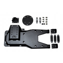 EVO MFG JK PRO SERIES HINGED GATE CARRIER EVO -1162B