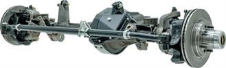 RockJock 60 VXR Front Axle