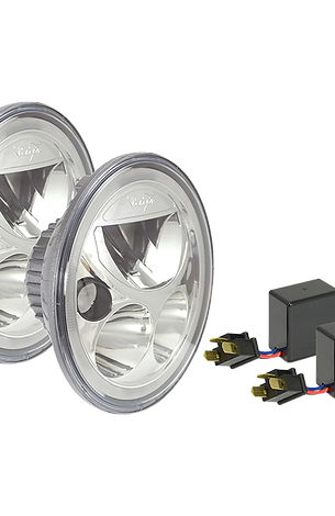 7″ VX SERIES JK JEEP LED HEADLIGHT KIT