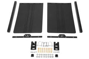 EVO Quick Release Mud Flap Kit for JK