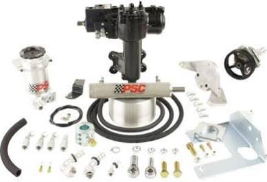 PSC Steering Stage 4 Firm Feel Cylinder Assist Kit PSC-SK271 Hydraulic Steering