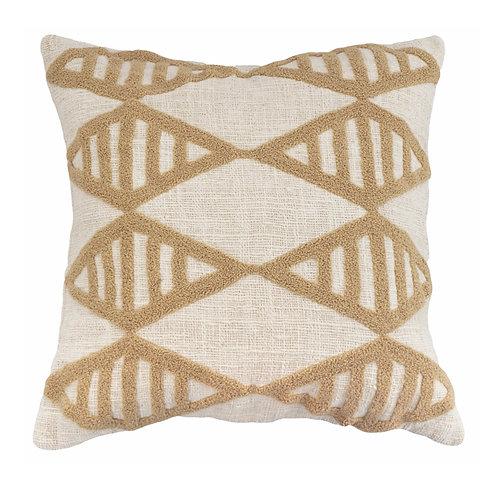 Pillow Ocre (55x55cm)