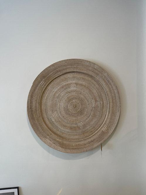 Big decorative plate 100cm