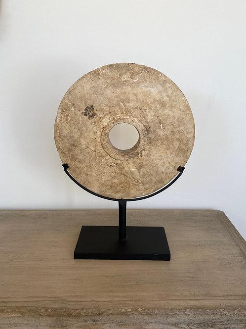 Small wooden wheel