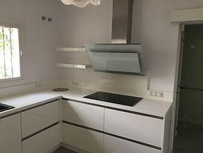 kitchen after renovation Torrequebrada