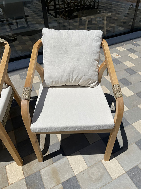 Exterior lounge chair
