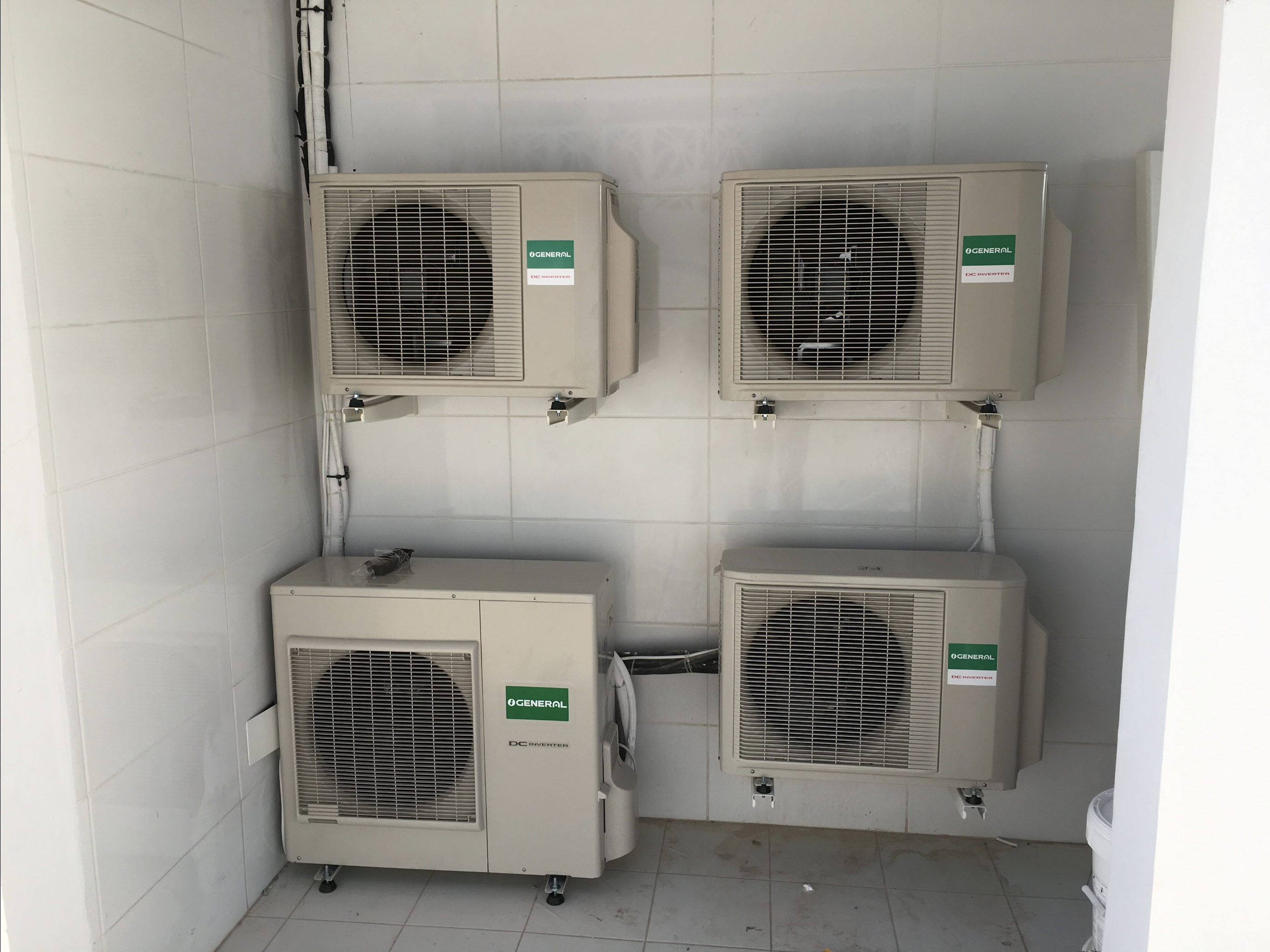 airco installatie in benalmadena