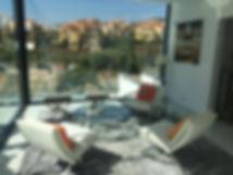 Interieur inichting Marbella Calahonda Torremolinos