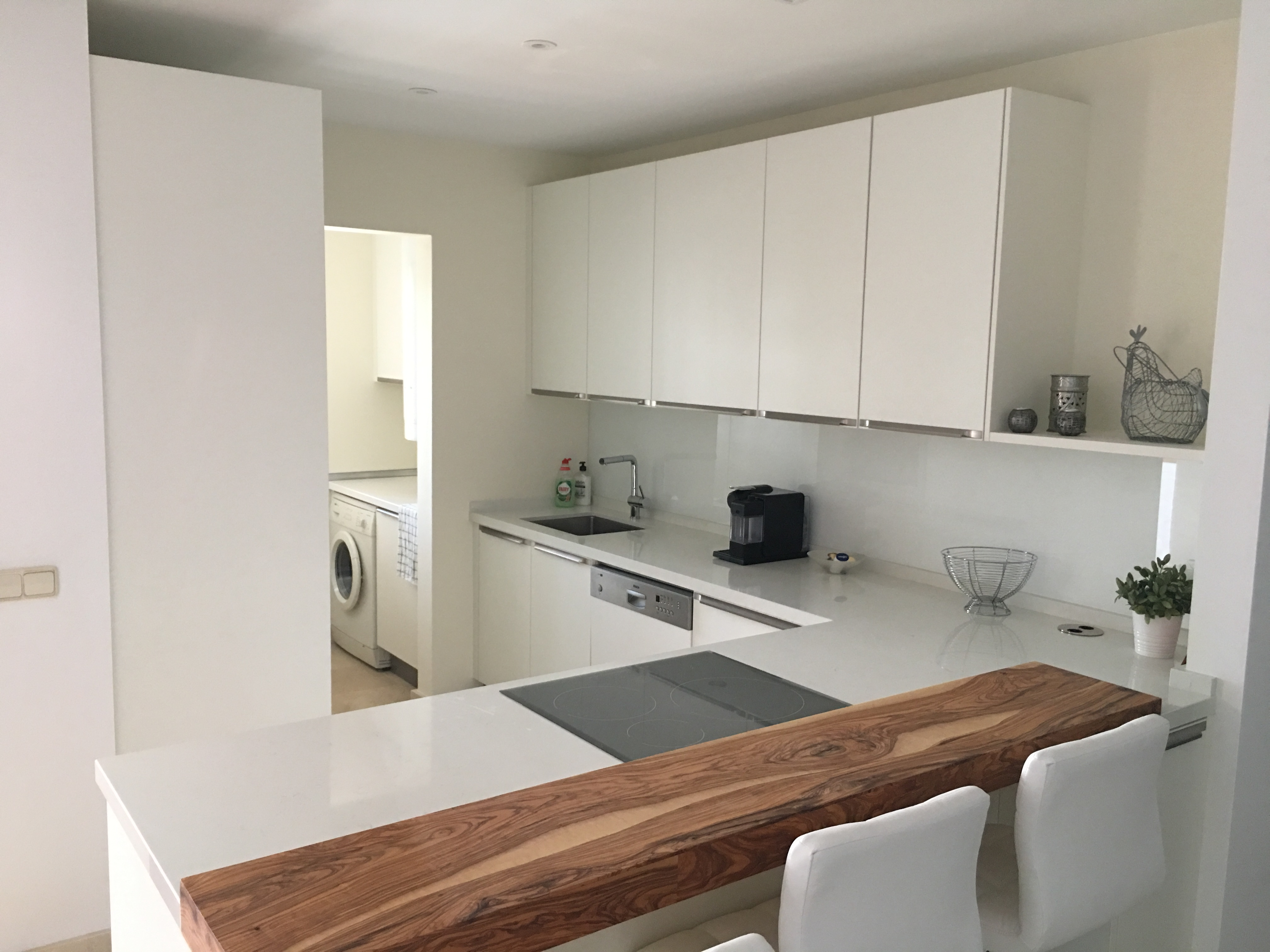 Moderne keuken benahavis