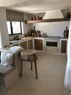 keuken ibiza stijl Mijas calahonda