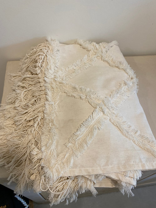 Plaid OFF-WHITE (180x135cm)
