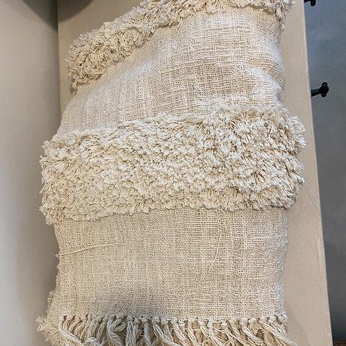 Plaid OFF-WHITE (250x130cm)