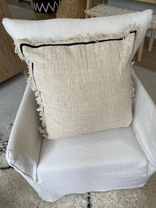 off white pillow 50x50
