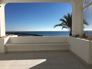 terrace renovation estepona