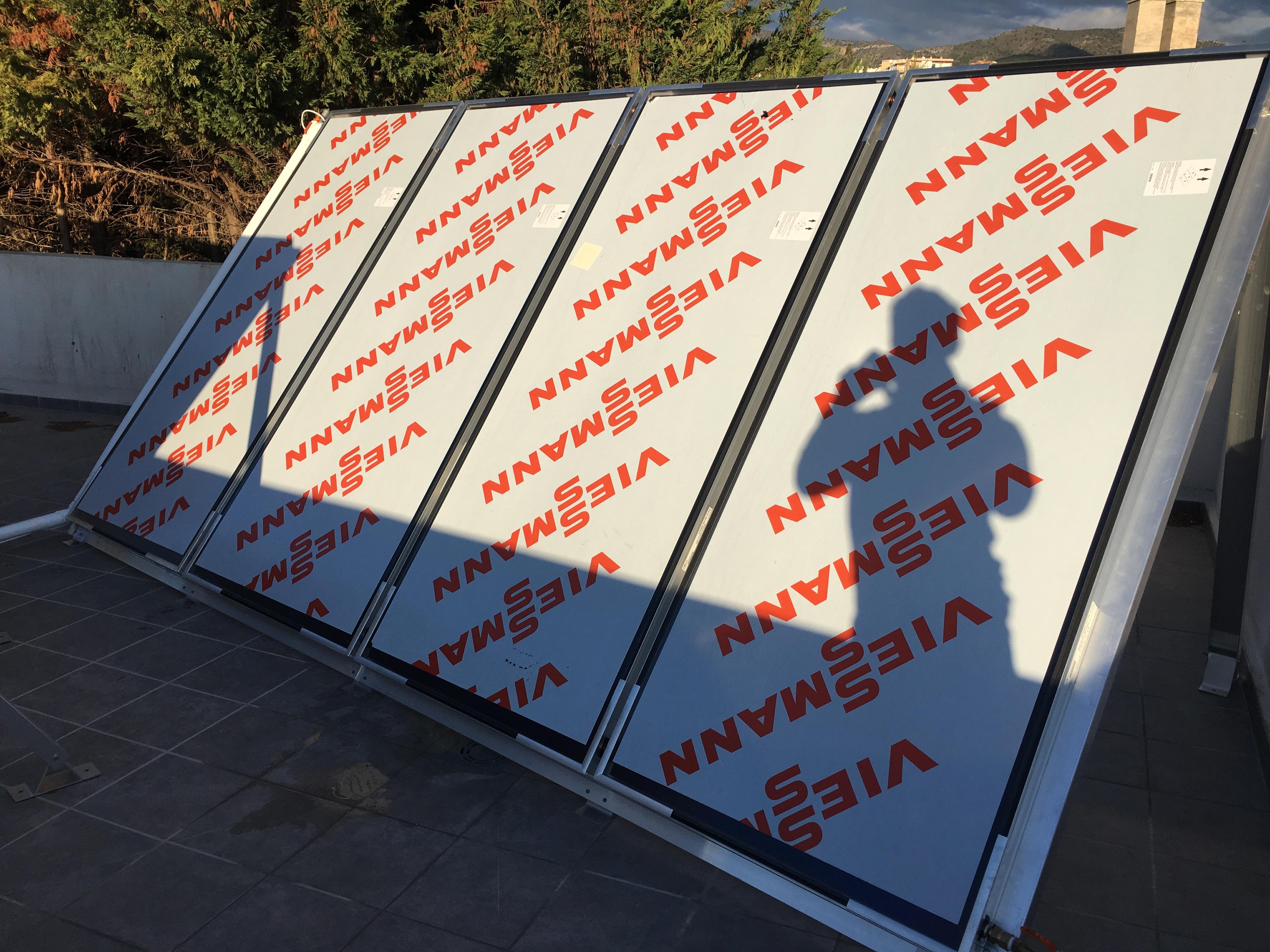 zonnepanelen viessman benalmadena