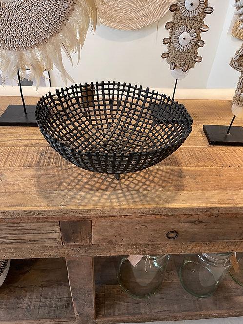 Iron bowl large