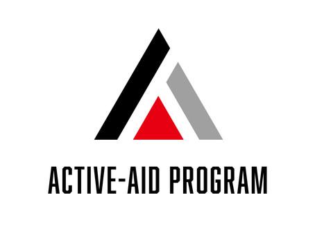 Active-Aid Program設立