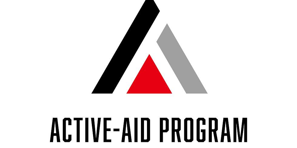 Active-Aid Program Level I 入門セミナー in 大阪