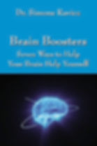 Book by Dr. Simone Ravicz - Brain Boosters