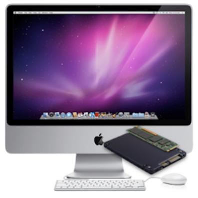 iMac 21 inch SSD Upgrade