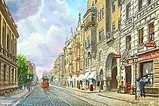 Пешеходные экскурсии по Калининграду. Районы Кенигсберга. Россгартен