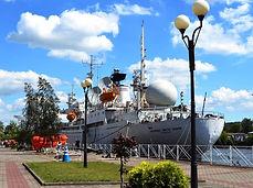 Музеи Калининграда и Калининградской области. Музей Мирового океана в Калининграде