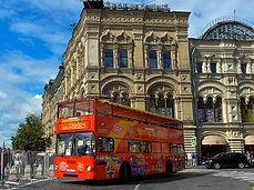 Туры в Москву. Автобусные экскурсии по Москве. Сити-тур